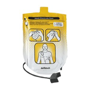 Defibtech Lifeline Adult AED pads