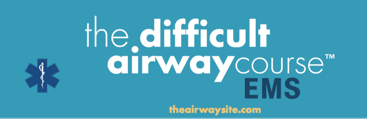 The Difficulty airway course