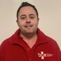 Andy Wilson, Emergency Medical Technician Dublin, EMT Dublin