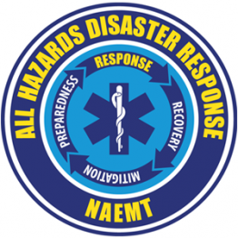 NAEMT AHDR, All hazards disaster response